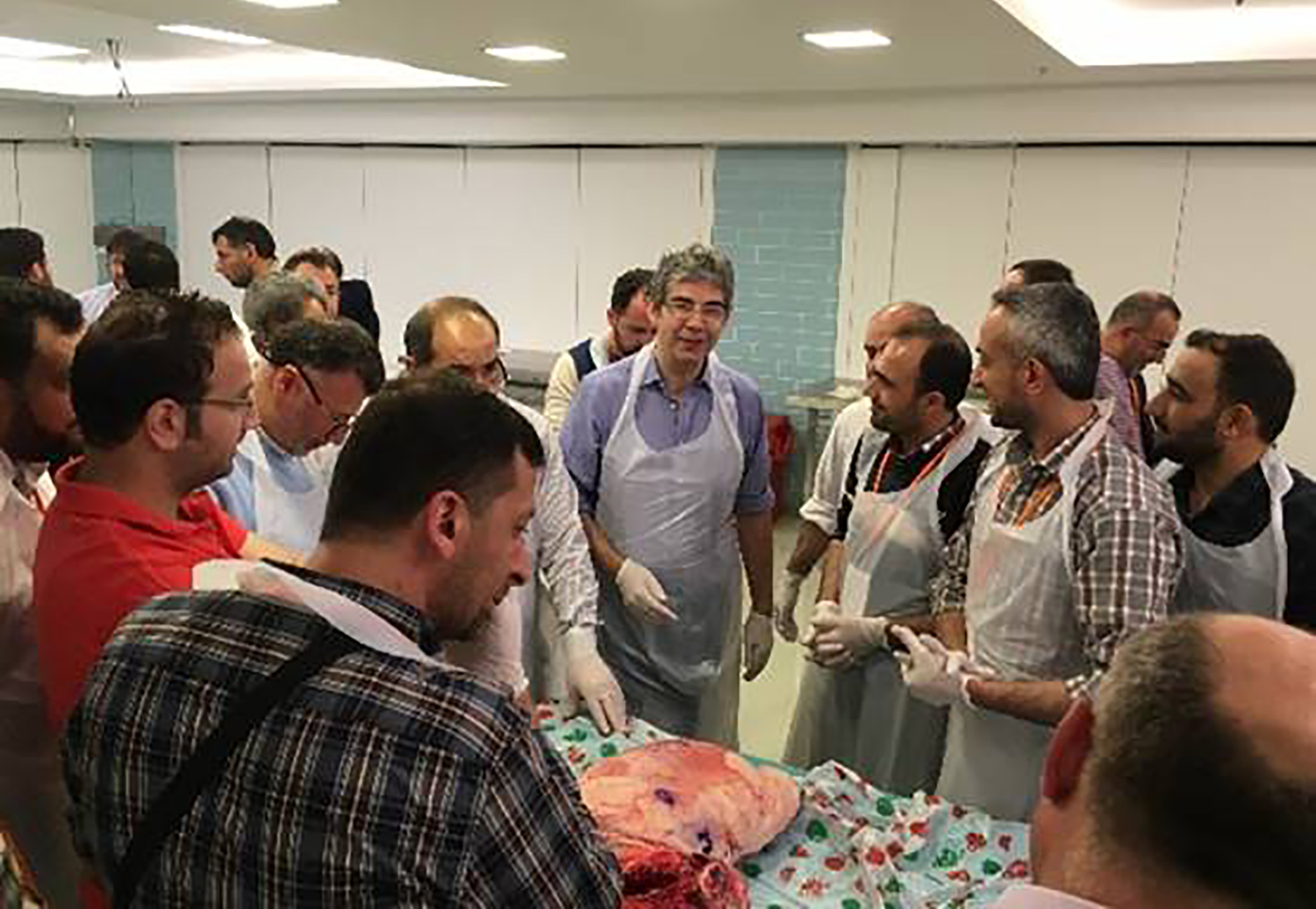 David Nott Foundation concludes first surgical training course in Turkey