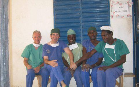 D in Africa