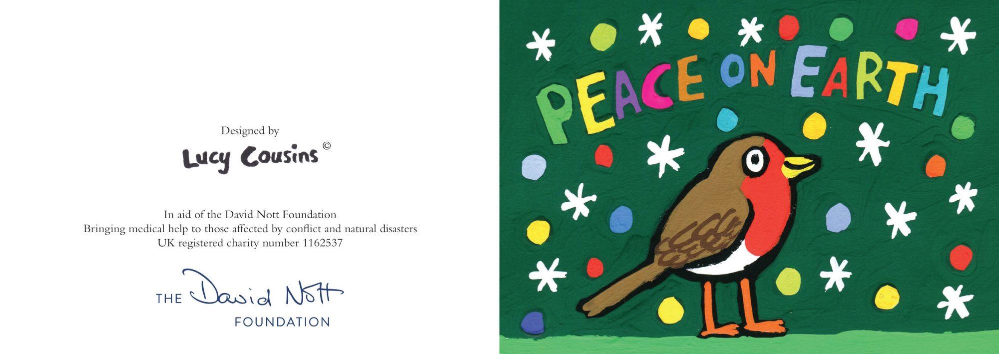 Peace on earth B